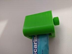 Bauhaus Style Toothpaste Squeezer