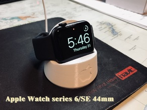 Apple Watch Charging Dock (optimized for printing)