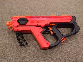 Nerf Stryfe Front Grip Remade for Nerf Tactical Rail