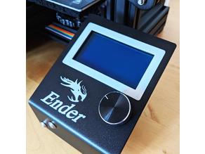 LCD frame for Ender 3 (Pro)