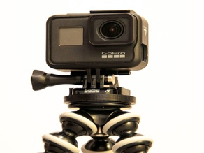 Tripodadapter for GoPro