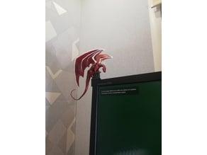 Dragon alpha mount