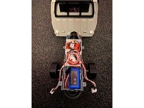 Electronics storage box wpl d12