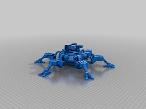 Battle Mech - Vorpal Robot Redesign