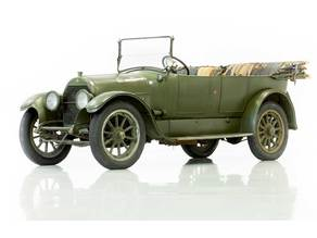 Cadillac Type 57 Touring WW1 Staff Car 1918
