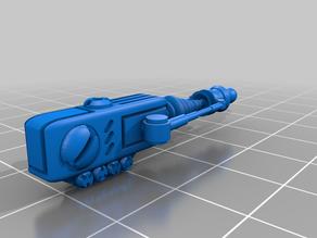 Gue'Ron'Vesa - Techmarine Upgrade Kit - Additional parts