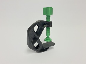 Prusament PET-G Clamp Optimized