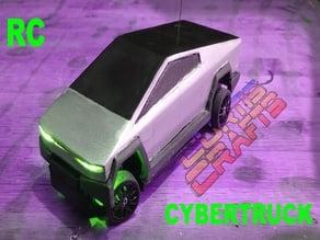 Cybertruck RC BODY