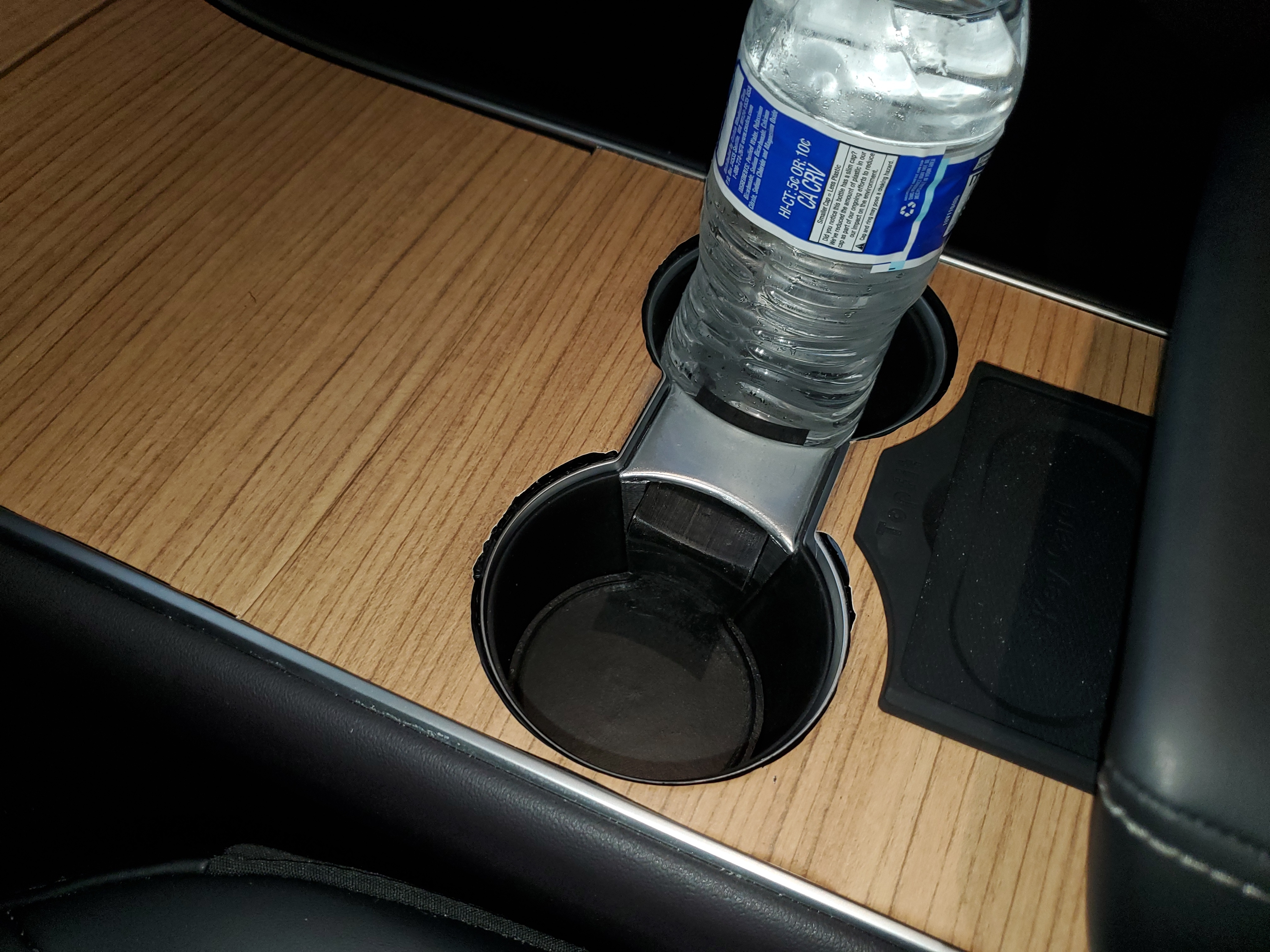 Tesla Model 3 Combined Cupholder and Liner