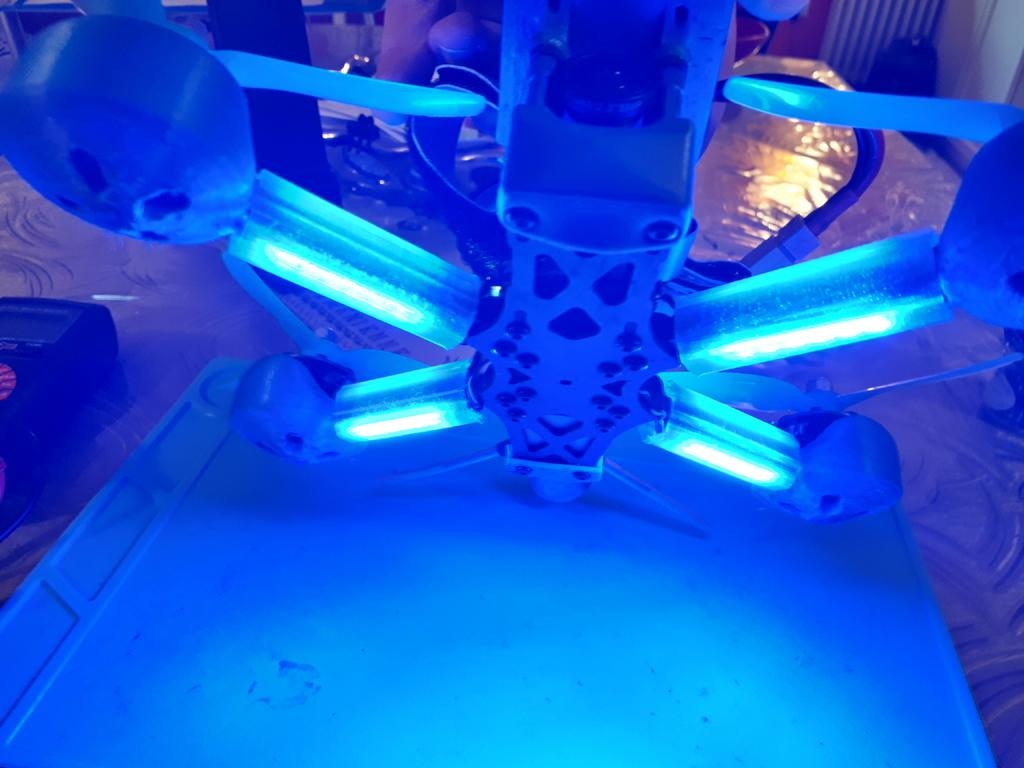 Led Protector for drone racer