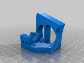 Vulcan Hot End Mount For Creality Printers