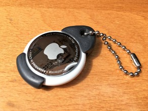 AirTag Key Ring