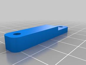 ARTILLERY_X1 , Filament sensor support, SOPORTE SENSOR FILAMENTO