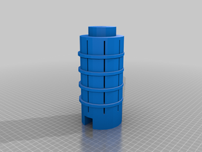 SD card tower