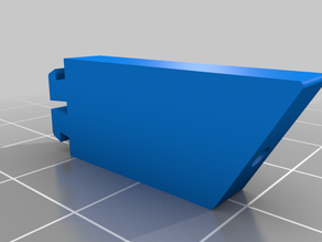 Artillery Sidewinder X1 MYPLUS LED light bar mount