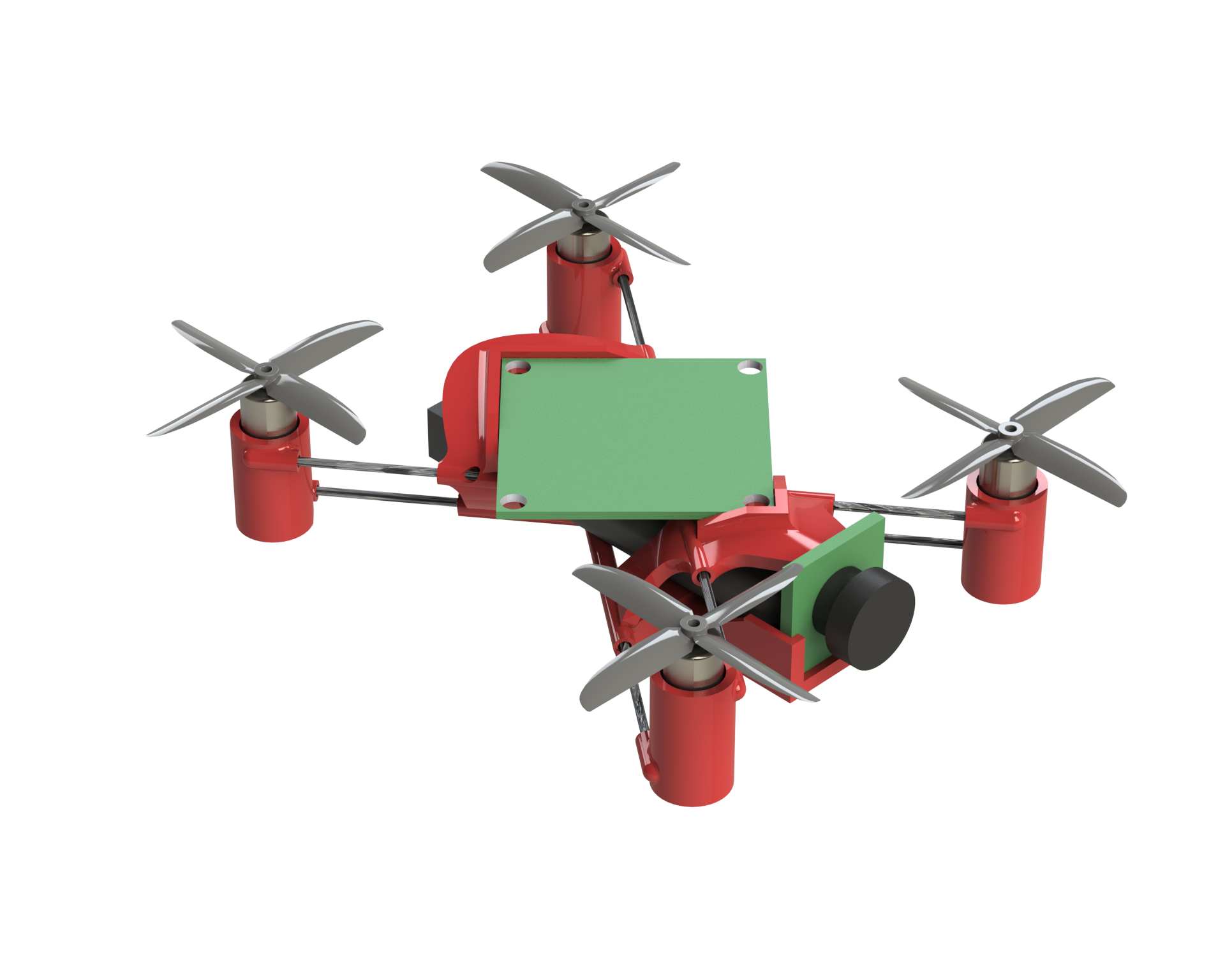Tiny Whoop P2 Carbon Reinforced Racing Drone