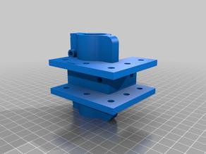 Hypercube Revolution Z axis holder