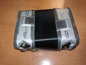 Ryobi Battery Stacker