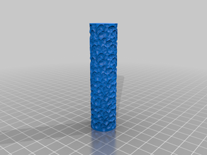 Kingdom Death Stone Face Texture Roller Rolling Pin