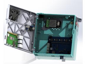 SKR 1.4 Controller box model 4