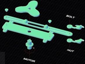 Cuckoo mechanism