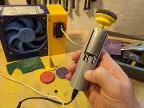 Rotary Tool Handle