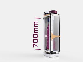 [r1] SecSavr Skyrise Tall Core XY 3D Printer