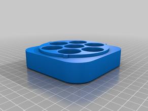 Square Gaming Container (ANTI-ELDERWOOD ACADEMY DESIGN)