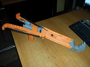 Sliding Legolini v2 longer arms