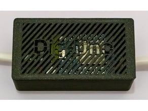 Quin LED Dig Uno Case
