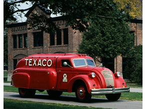 Dodge Airflow Texaco Tanker 1939