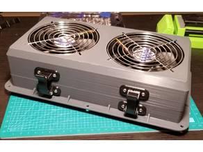 240 HEPA Filter Enclosure (For Generic Filters)