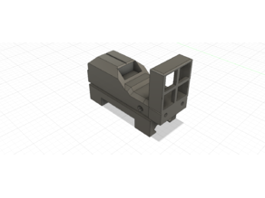 Fully Adjustable Reticle Sight