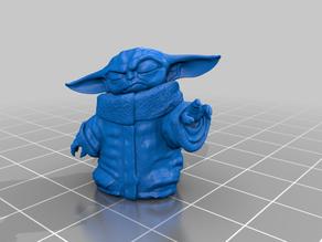 Force User Baby Yoda 2.0