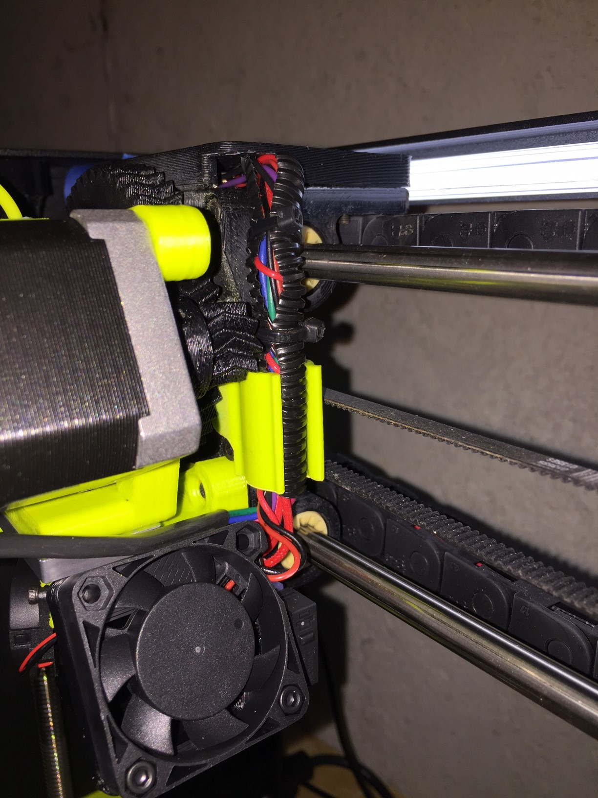 Tie Wire Harness Clips Trusted Wiring Diagram Loom Lulzbot Mini Printhead Clip By Jim2386 Thingiverse Routing