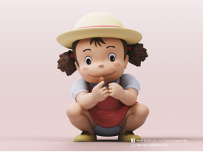 Mei Kusakabe(My Neighbor Totoro)