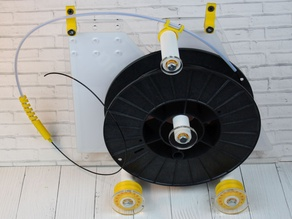 Wall mount for Martusha Filament System