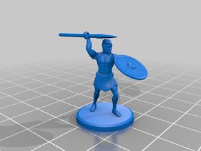 Classical Antiquity - Numidian Skirmishers