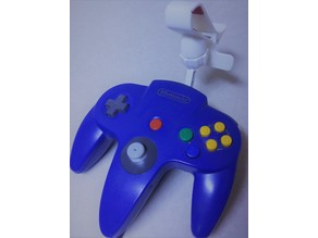 N64 Controller Phone Clip Adapter