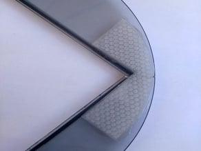 Revox B77 dust cover repair angles