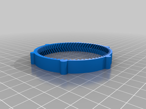 3D Printed Universal Planetary Gearbox