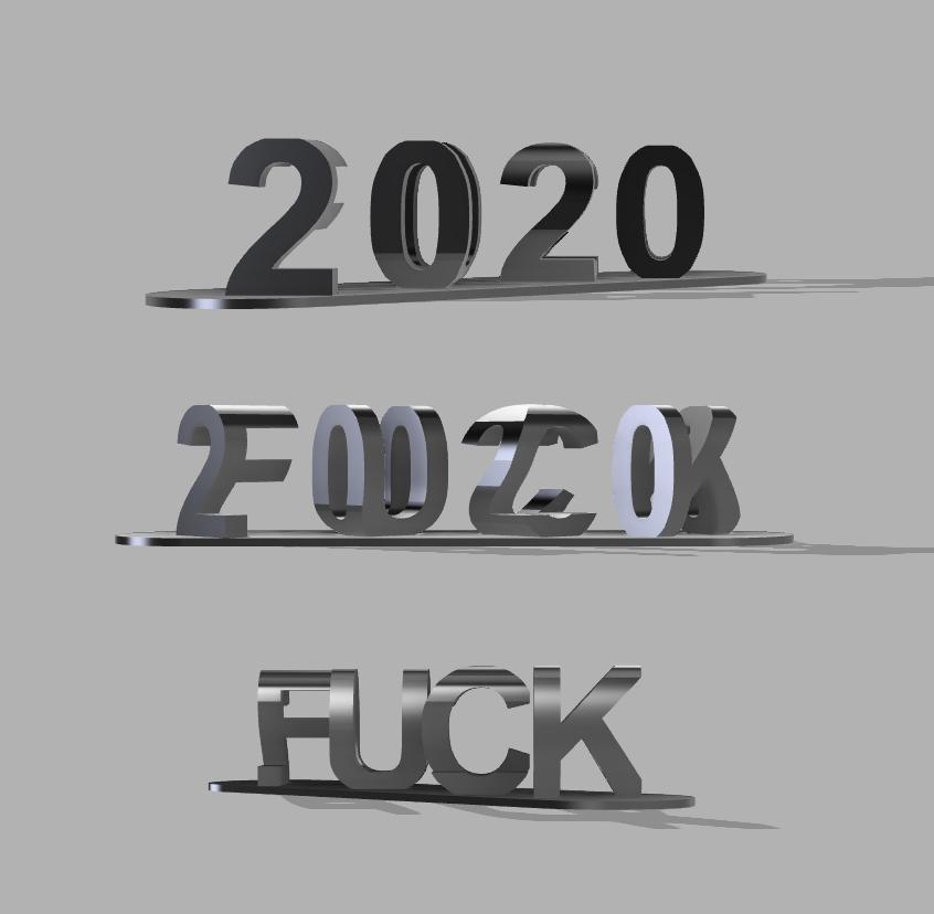 F*ck 2020
