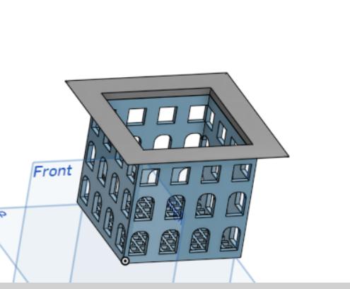 """2x2"""" square netpot"""