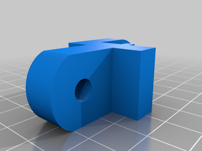 Ender-3 Side Spool Mount and other Printers with 20/40mm