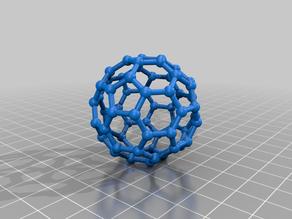 Buckminsterfullerene or Buckyball