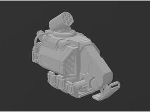 Repulsor Thunderfire cannon