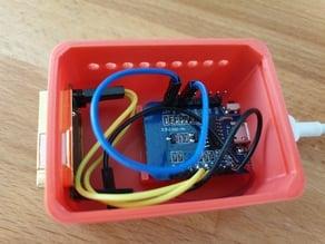 Casing for ESP8266 and MH-Z19 CO2 sensor