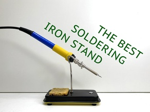 The best soldering iron stand