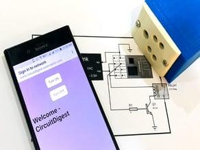 Smart Wi-Fi Plug ESP/Arduino for Home Automation
