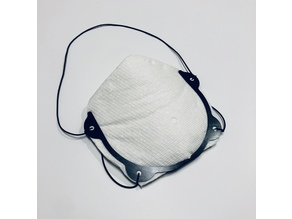 Coronavirus / Flu Reusable Emergency Respiratory Mask